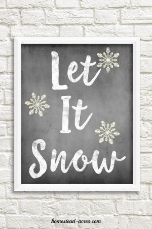 Let-It-Snow-Chalkboard-Printable-White-Frame-Pin