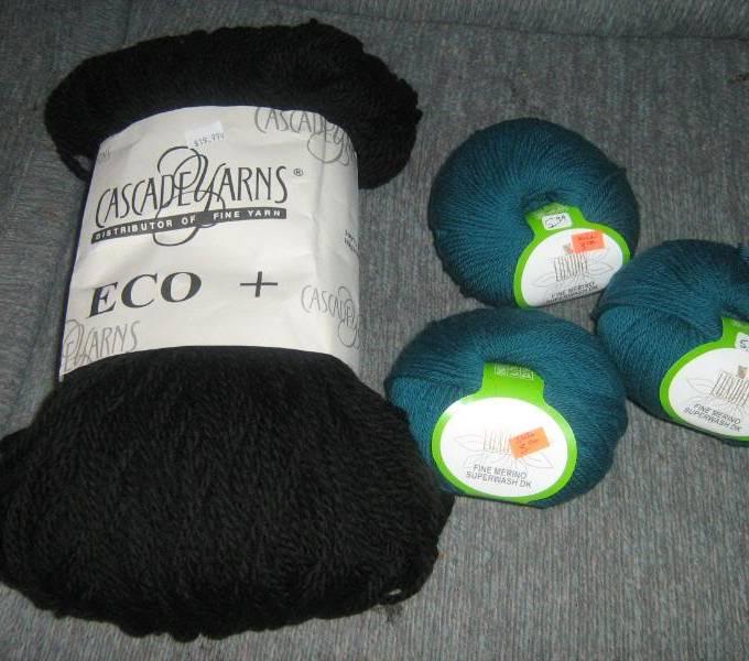 Yarn pics