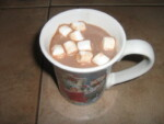 DIY hot chocolate mix | www.homestead-acres.com