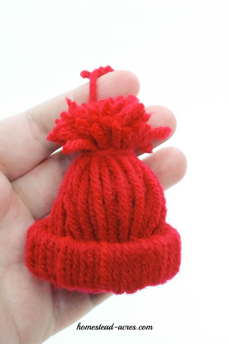 Mini Hat Ornament