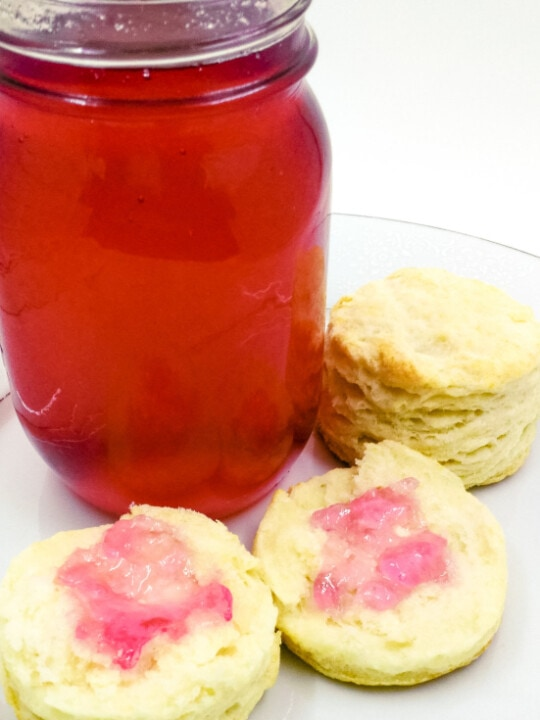 How To Make Violet Jelly
