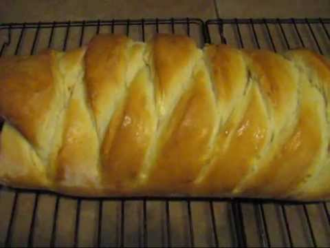 Braided Apple Bread Recipe