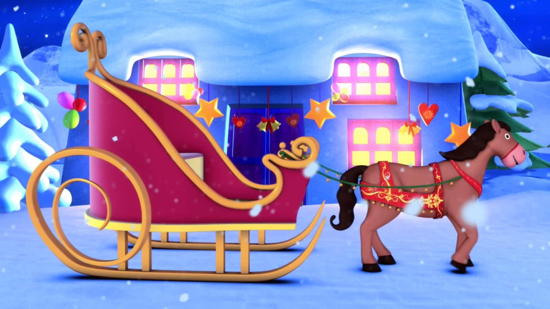Christmas Countdown ~ 18 Days! Sing along Jingle Bells - Homestead ...
