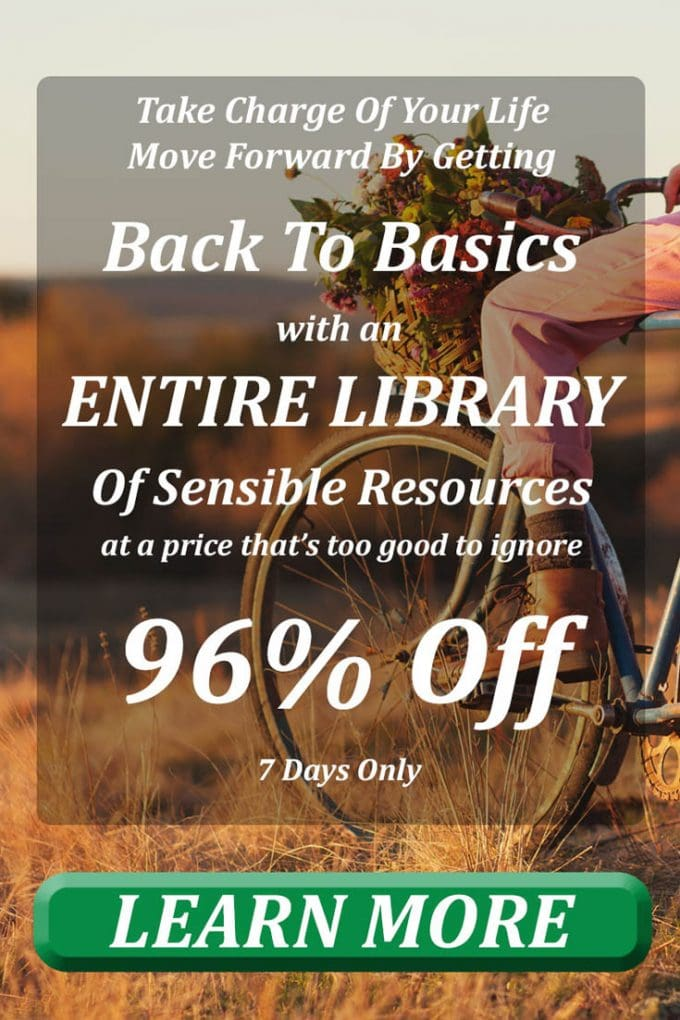 Save 96% on a huge library of homesteading and simple living resources! Gardening, homesteading, food preservation, DIY and more. : www.homestead-acres.com