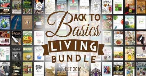 Back to Basics Living Bundle Covers | www.homestead-acres.com