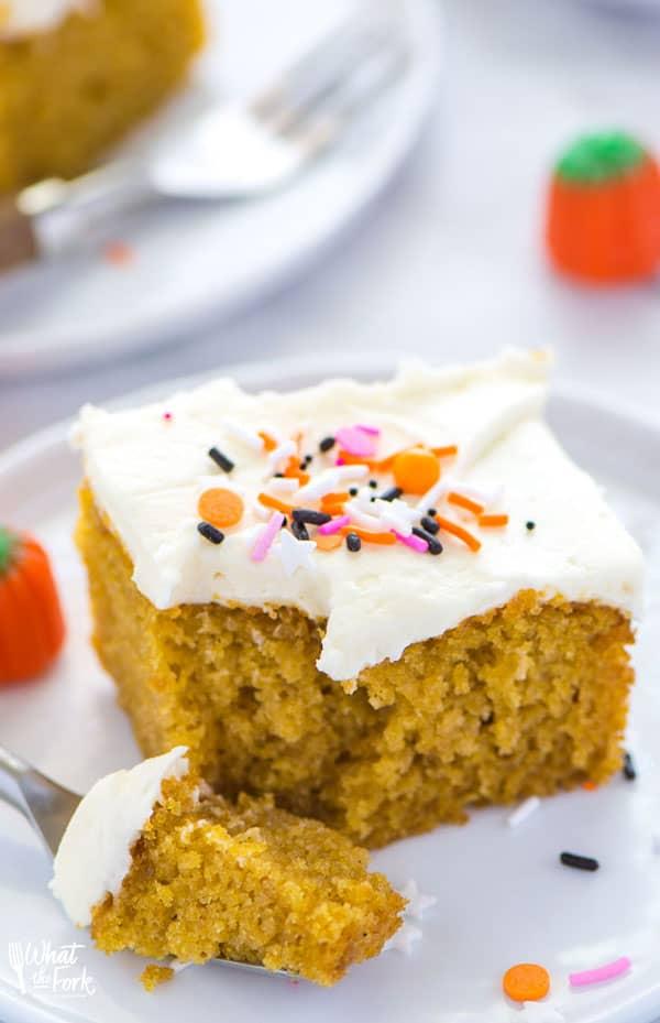 Gluten Free Pumpkin Cake
