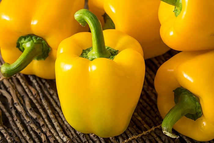 Growing tips for bell peppers.