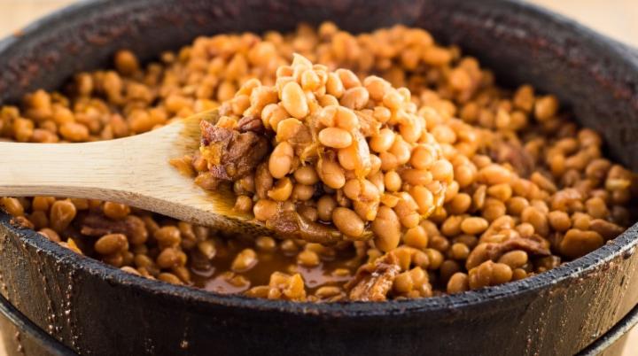 The Best Boston Baked Beans