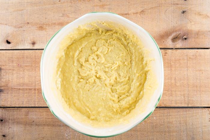 Homemade Cornbread Batter